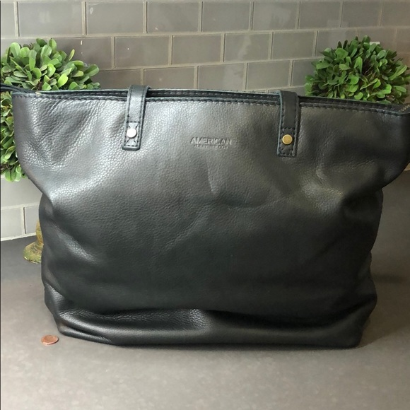 5a31b570d75 Nordstrom Bags   American Leather Co Tote Bag   Poshmark